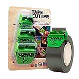 Tadpole Tape Cutter Combo Pack - Packband-Abroller, Deluxe Qualität Klebefolie Spender Pistolen , combo pack (2,5cm 4 cm 5 cm)