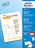 AVERY Zweckform 2594-100 Classic Inkjet Papier (A3, einseitig beschichtet, matt, 120 g/m², 100 Blatt)