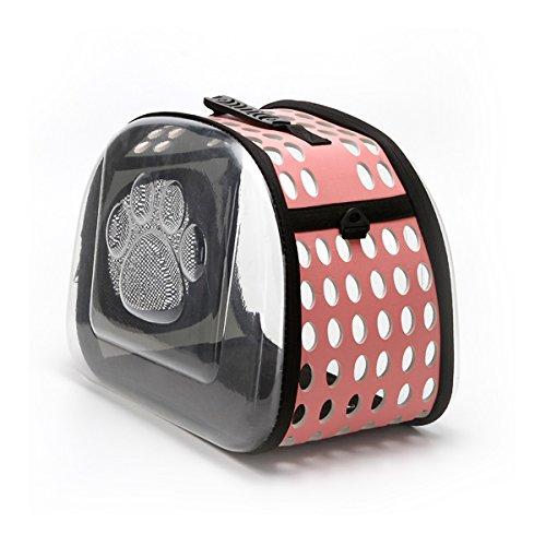 PETCUTE Hunde Tragetaschen Katzentasche Transporttasche für Katzen Hunde Hundetasche Katzentragetasche