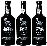 Royal Oporto Tawny Port (3 x 0.75 l)