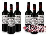 Domaine de Saint-Nazaire | Côtes de Duras | Frankreich | Vorteilspaket 6 für 3 | Rotwein
