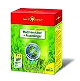 WOLF-Garten Moosvernichter und Rasendünger - SW 100 - 3,5 kg für 100 m² - 3841020