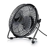 CSL - USB Ventilator 17cm   Tischventilator / Fan   Rotorblätter aus Kunststoff (Silent - Fan)