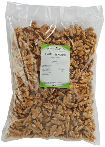 Naturix24 Walnusskerne, 1er Pack (1 x 1 kg)