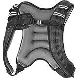 Gewichtsweste X-Style   Laufweste   Weight Vest   Schwarz/Grau   5-10 KG Farbe 10 KG