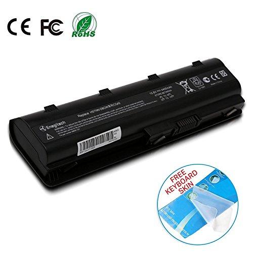Batteriol Hochleistung Notebook Laptop Akku für HP dv7 g6 593553-001 593554-001 MU06 Pavilion G4 MU09 593562-001 CQ42 CQ56 CQ57 CQ62 6-Zellen 10.8V 4400mAh