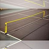 Tretorn Trainerbedarf Kleinfeldnetz 6m Tennis Tennisnetz Dunkelblau
