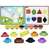 Play-Doh B34041020Formen und lernen mit Farben und Formen