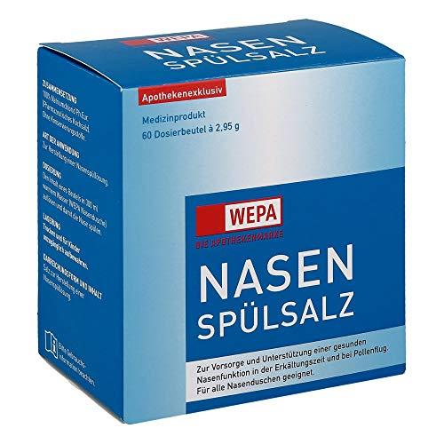 Wepa Nasenspülsalz 60X2.95 g
