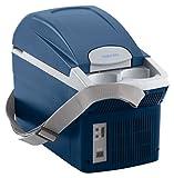 MOBICOOL T08 DC  -  elektrische Kühlbox, anschlussfertig für Zigarettenanzünder im Auto, 12 Volt, Fassungsvermögen 8 Liter, Bordbar für Auto und Freizeit
