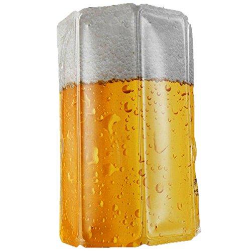 Vacu Vin - 38549606 Aktiv Kühler Motiv Bier 'Lager' 0,3-0,5l
