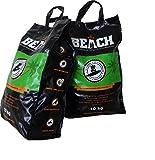 20 Kg Beach Kokos Grill Briketts von BlackSellig reine Kokosnussschalen Grillkohle - perfekte Profiqualität - REACH registriert