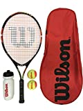 Wilson Burn 25 Jnr Tennis Schläger Set