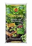 COMPO SANA Anzucht- und Kräutererde 30 l