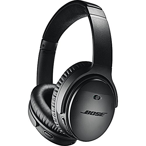 Bose QuietComfort 35 Wireless Kopfhörer II, Standard schwarz