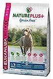 Eukanuba NaturePlus+ Grain Free Welpenfutter für alle Rassen – Getreidefreies Trockenfutter für Welpen im Alter von 1-12 Monaten in der Geschmacksrichtung Lachs – 1 x 2,3kg Beutel