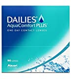 Dailies AquaComfort Plus Tageslinsen weich, 90 Stück / BC 8.7 mm / DIA 14.0 / -1,75 Dioptrien