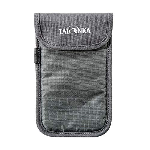 Tatonka Case L Smartphone Tasche Titan Grey 9,5 x 15,5 x 1 cm