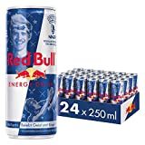 Red Bull Energy Drink - NINJA Limited Edition - 24er Palette, EINWEG, 24er Pack (24 x 250 ml)