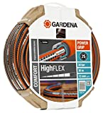 GARDENA Comfort HighFLEX Schlauch 13mm (1/2'), 30 m: Gartenschlauch mit Power-Grip-Profil, 30 bar Berstdruck, formstabil, UV-beständig (18066-20)