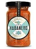 Salsa de Habanero (feurig scharf) - Mexikanische Chili Sauce von YOLOTL - handgemacht ohne Zusatzstoffe