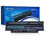 Dtk Ultra Hochleistung Notebook Laptop Batterie Li-ion Akku für Dell Inspiron 3420 3520 15r 14r 13r N5110 N5010 N4110 N4010 17r-N7110 17r-N7010 N3010 M5110 M4110 M501 M503 Series, Fits P/n J1knd 4t7jn [6-cell 4400mah/49wh]