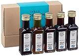 Vom Fass Probier- und Geschenkset, Kleine Essig-Vielfalt, 1er Pack (5 x 100 ml)