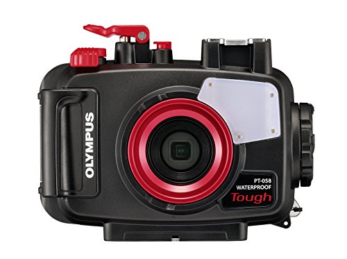 Olympus PT-058 Unterwassergehäuse für Olympus TG-5 Digitalkamera
