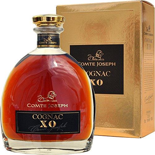 Comte Joseph Cognac XO in Geschenkverpackung (1 x 0.7 l)