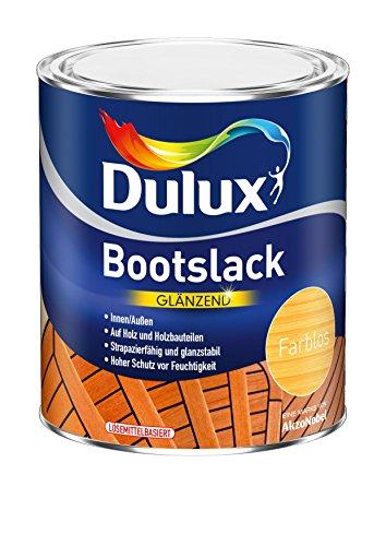 AKZO NOBEL (DIY DULUX) Bootslack glänzend 0,375 L, farblos, 5195009