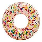 Intex 56263 Luftmatratze Schwimmreifen aufblasbar 'Sprinkle Donut' 114 cm