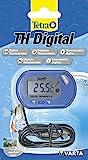Tetra TH Digital Thermometer (für alle Aquariengrößen, für die einfache und sichere Messung der Wassertemperatur im Aquarium)