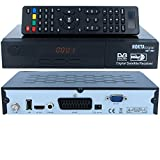 HD Sat Receiver Nokta 1461 (USB, HDMI, Scart, Digital Audio Out, FULL HDTV, DVB-S2) + HDMI Kabel -