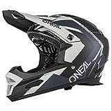 O'Neal Fury RL Hybrid Fahrrad Downhill Helm Action Cam Mount Halterung FR MTB Mountain Bike Fullface, 0499-H, Farbe Schwarz, Größe M