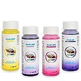 winwin clean Systemische Reinigung winwinCLEAN Set: 4 x Fresh AIR 100ML I Jasmin I Flieder I WILDROSE I Lavendel