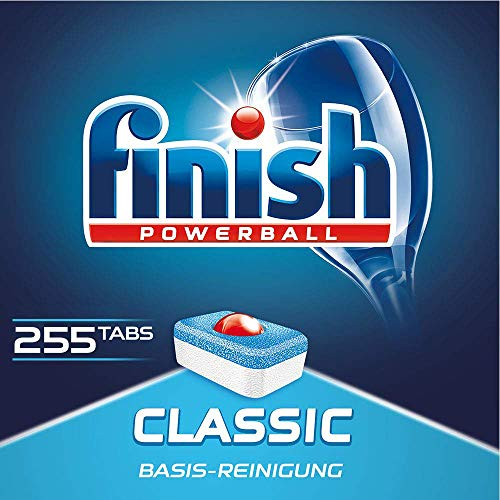 Finish Classic Spülmaschinentabs, 255 Tabs
