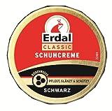 Erdal Schuhcreme schwarz, 75 ml