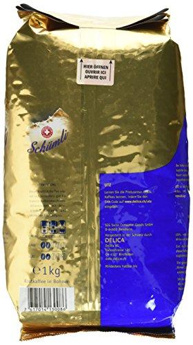 Schümli Crema Ganze Kaffeebohnen, 1kg