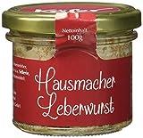 Feinkost Käfer Hausmacher Leberwurst, 2er Pack (2 x 100 g)