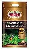 Substral BIO Anzucht- und Kräutererde - 10 l