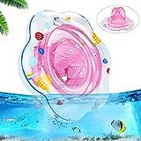 SPECOOL Schwimmring Baby Schwimmsitz Baby Schwimmhilfe Baby Schwimmen Ring Kleinkind Kinder Schwimmreifen Schwimmbad Schwimmring Aufblasbarer Kinder Schwimmring für 6 bis 36 Monaten