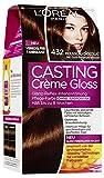 L'Oréal Paris Casting Crème Gloss Glanz-Reflex-Intensivtönung 432 in Mousse au Chocolat