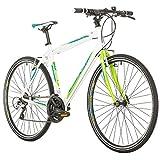 Bikesport Trekkingfahrrad 28 Zoll Tempo Race Aluminium Rahmen, Shimano 21 Gang (L / 58 cm /)
