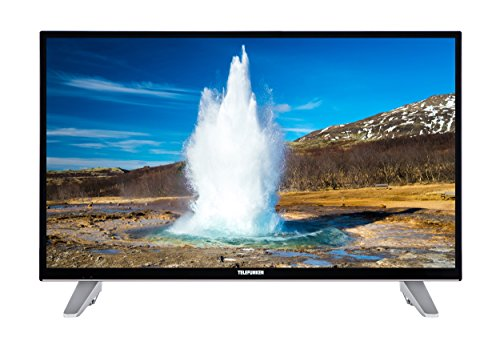 Telefunken D39F472X4CW 99 cm (39 Zoll) Fernseher (Full HD, Smart TV, Triple Tuner) schwarz