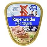 Rügenwalder Teewurst fein 125g im Becher