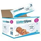 WaterWipes Zarte Baby Feuchttücher, 12er Pack (Insgesamt 720 Feuchttücher)