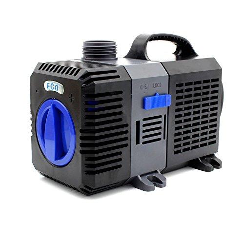 4500l/h 30W ECO Teichpumpe Filterpumpe Wasserpumpe Bachlaufpumpe