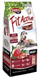 Panzi FitActive Premium Hundefutter Rind normal
