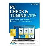 MAGIX PC Check & Tuning – Version 2019 – Macht Ihren PC: Schneller. Stabiler. Geräumiger. | Standard | PC | PC Aktivierungscode per Email