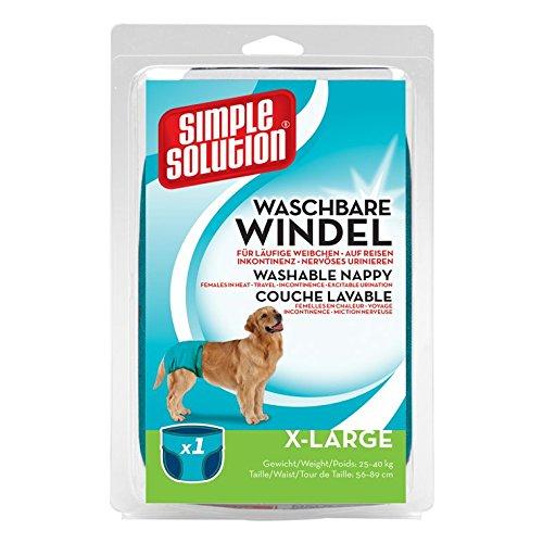 Simple Solution Hunde Windeln waschbar XL